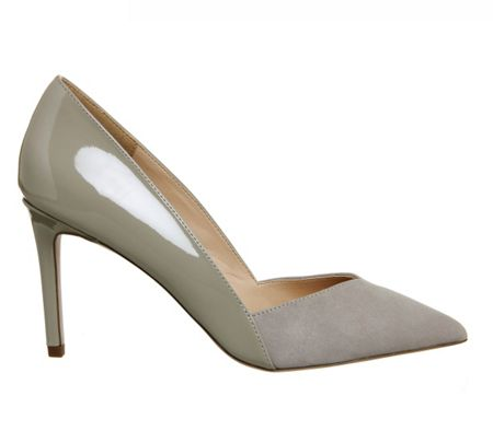 Office Freak out point court heels