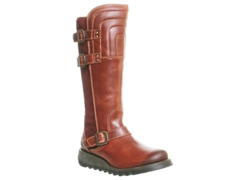 Fly Sher tall boots