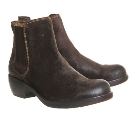 Fly Make chelsea boots