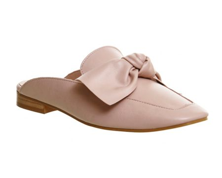 Office Dance bow mules