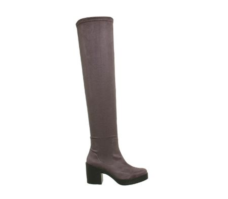 Office Khloe stretch over the knee boots