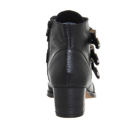 Office Jagger multi buckle boots