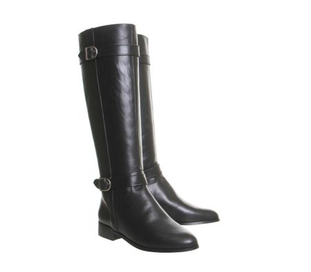 Office Kentucky casual riding boots