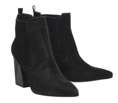 Office Loretta pointed chelsea boots