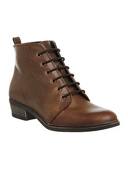 Loren lace up boots