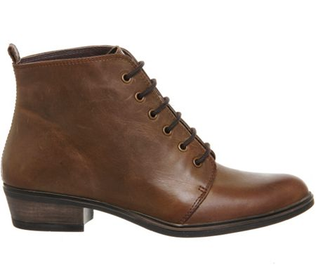 Office Loren lace up boots