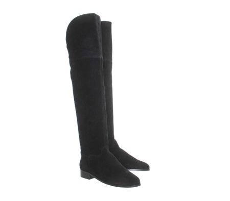 Office Kube slouch over the knee boots