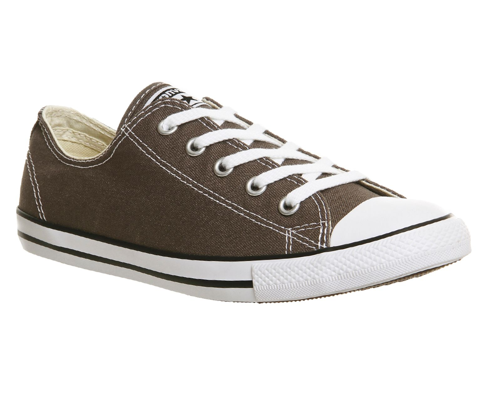 Converse Converse All Star Dainty Trainers, Charcoal