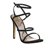 Office Halo strappy sandals