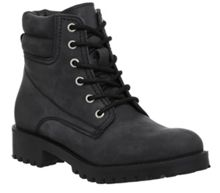 Office Adventure utility ankle boots