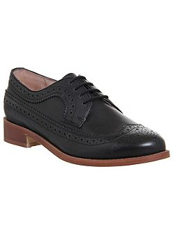 Freddy lace up brogues