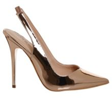 Office Highlife slingback point courts
