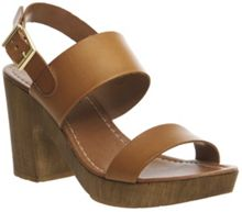 Office Michelle wood sandals