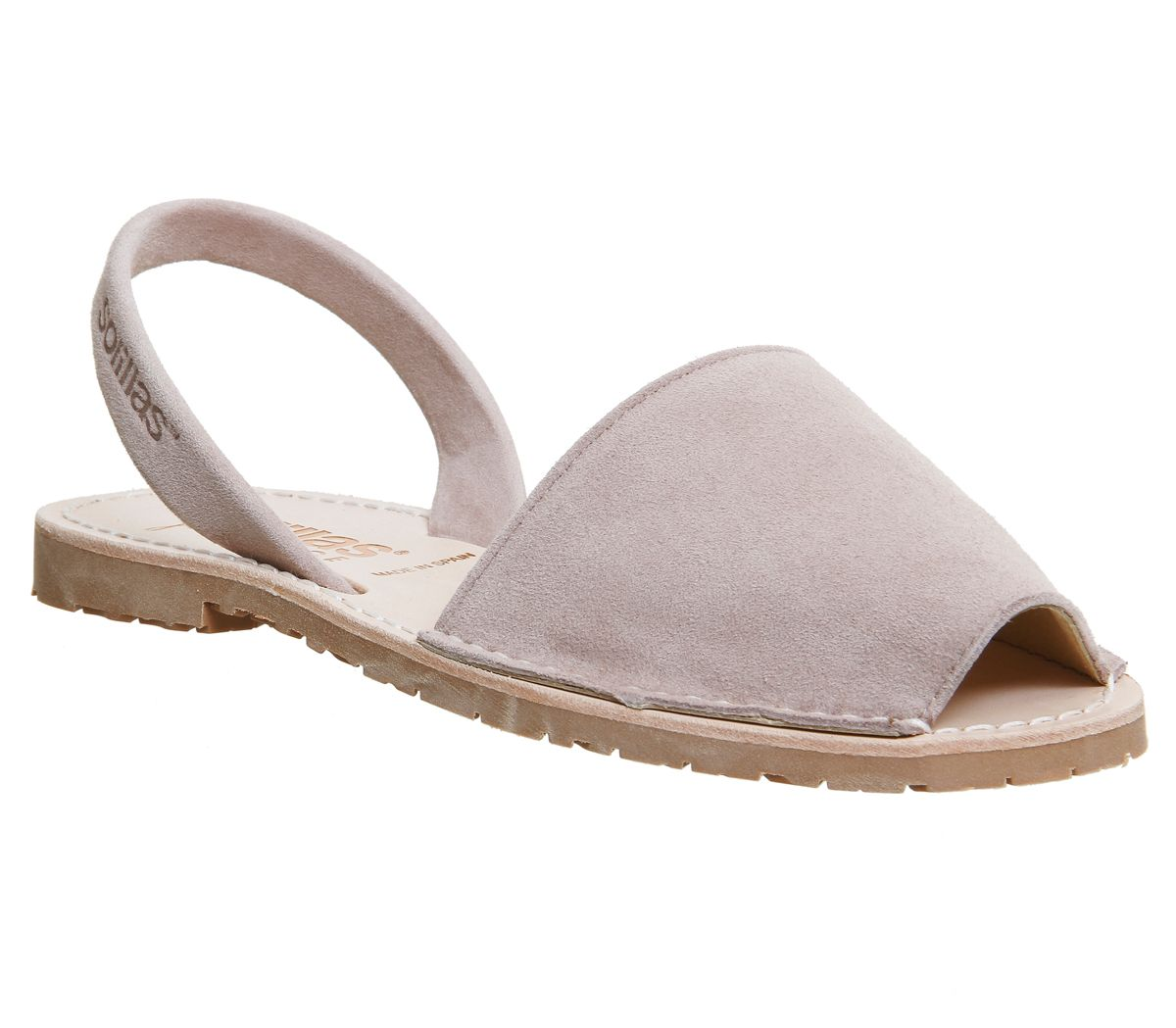 Solillas Solillas sandals, Grey