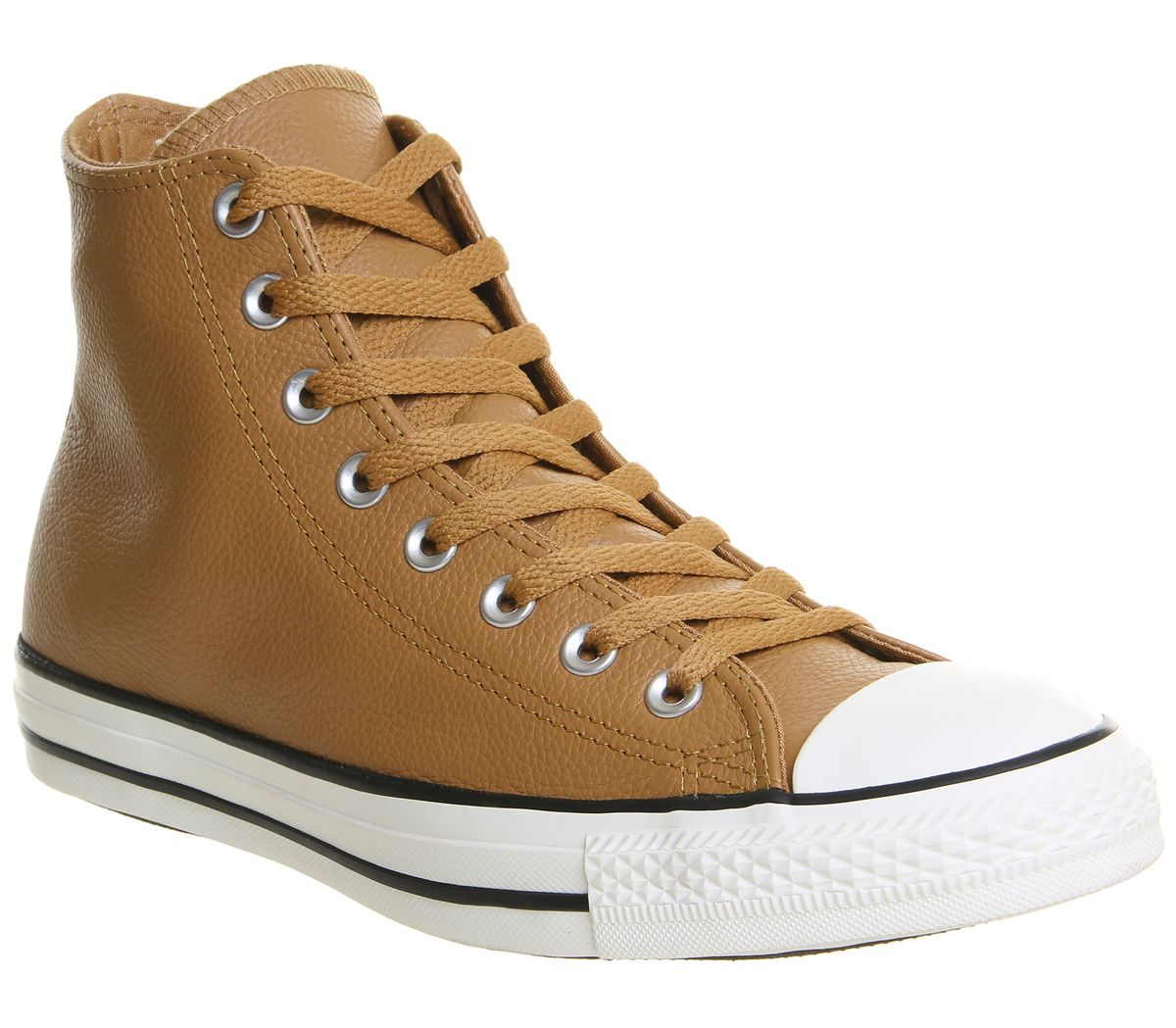 Converse Converse All Star High Leather Trainers, White