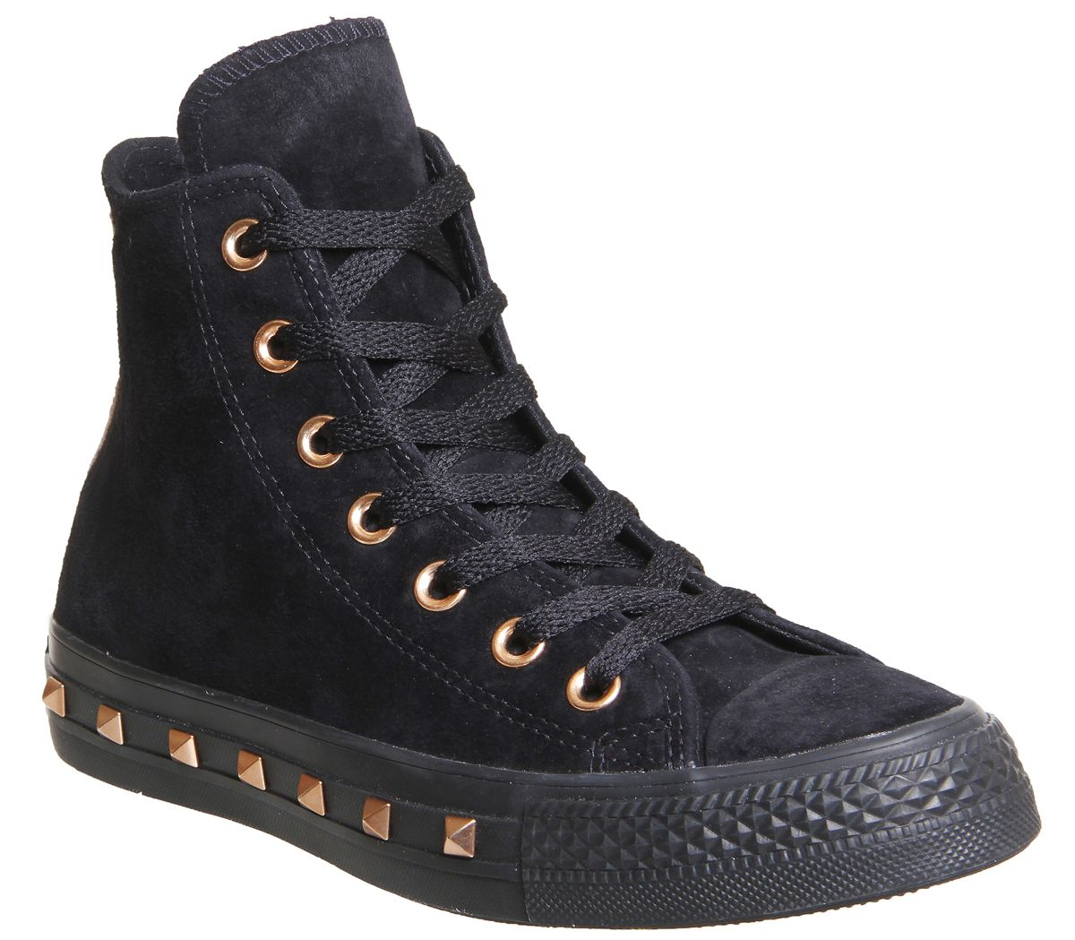 Converse All Star Hi Leather Trainers, Multi-Coloured