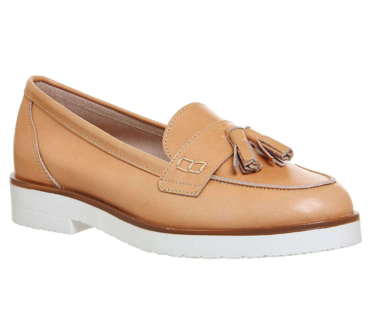 Office Frederick Loafers, Nude
