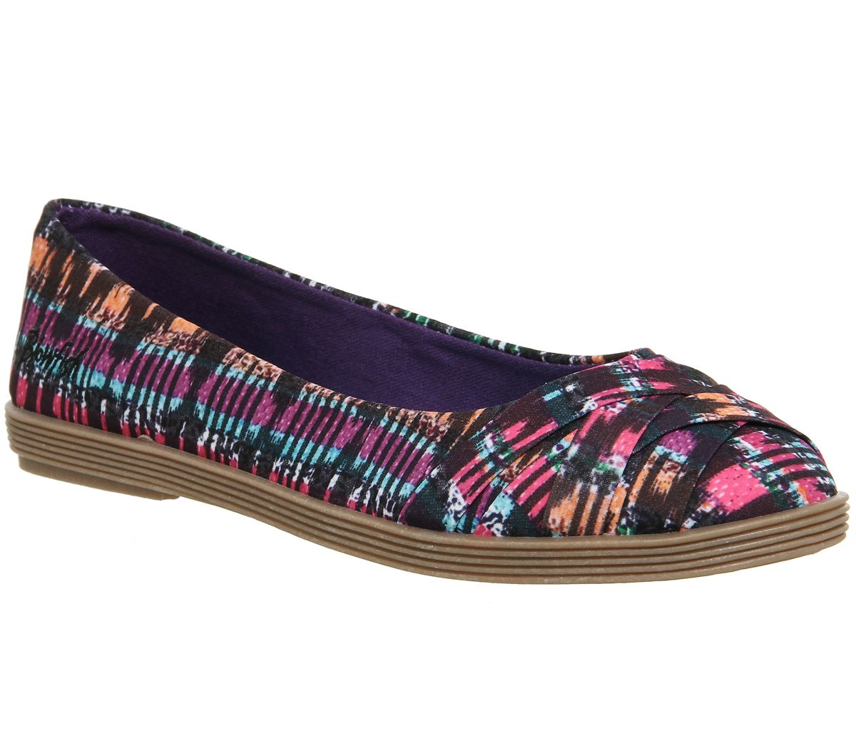 Blowfish Glo Pump Flats, Multi-Coloured