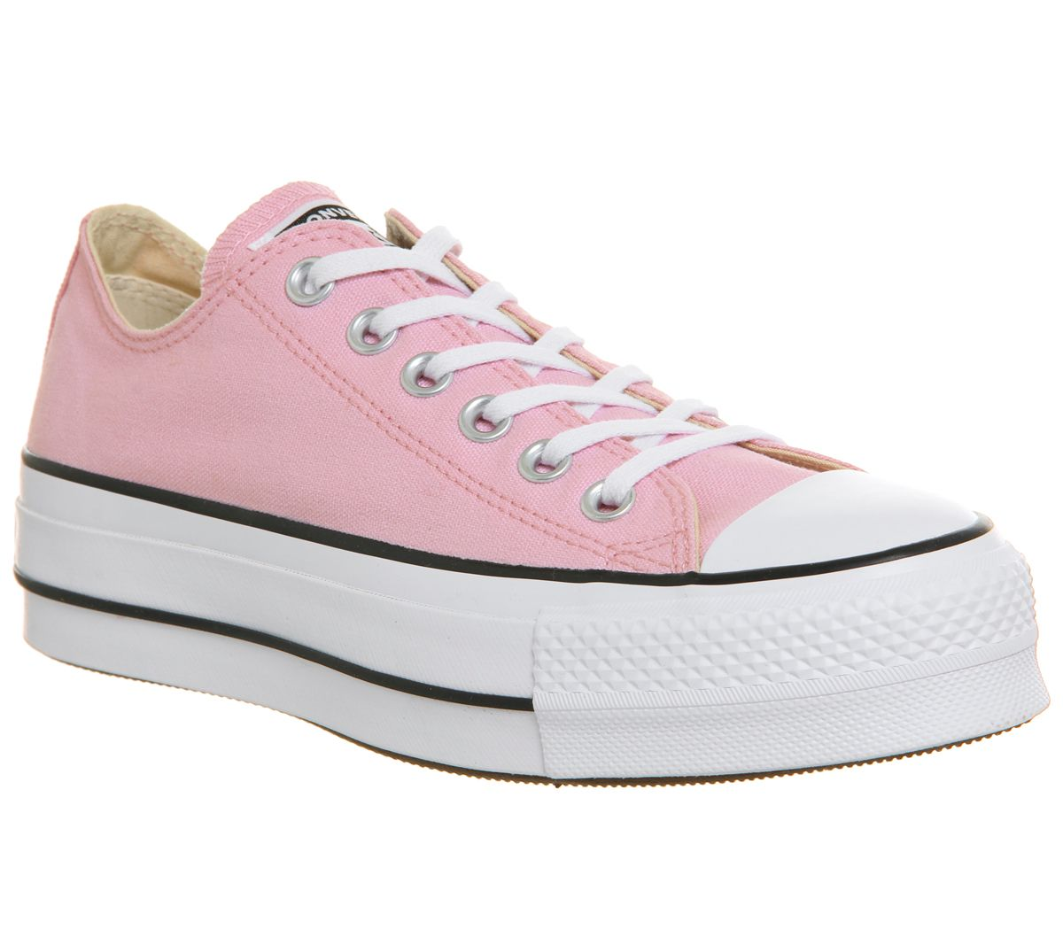Converse Converse All Star Lift Low Trainers, Pink