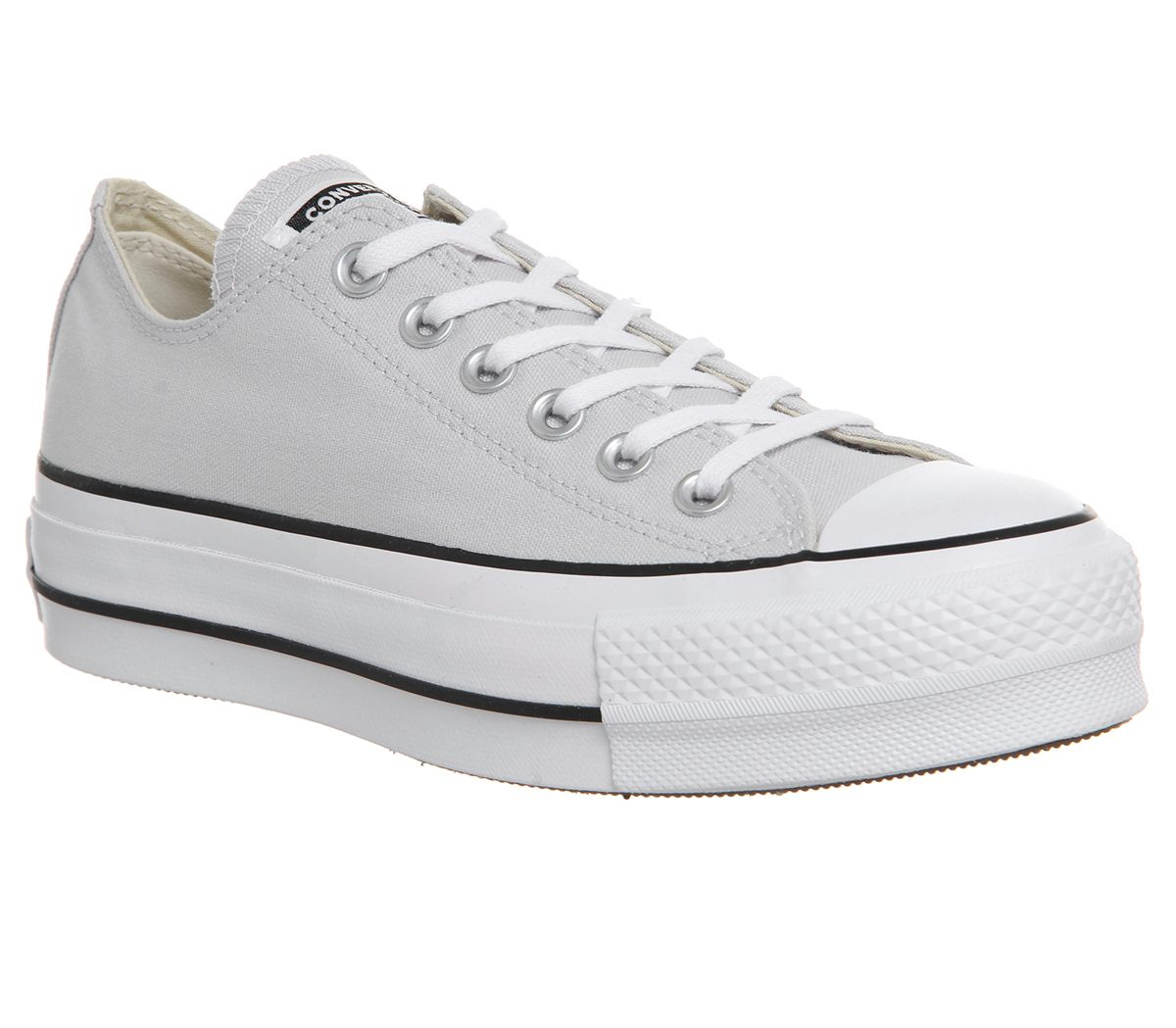 Converse Converse All Star Lift Low Trainers, White