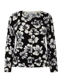 Annabelle Floral cardigan