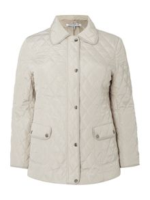 Annabelle Plus Size Padded coat