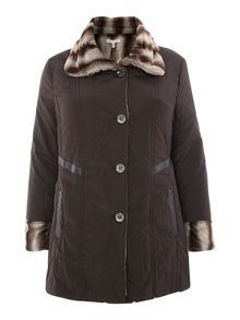 Annabelle Padded Coat