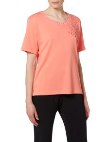 Annabelle Embellished Top