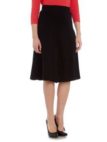 Annabelle Fit And Flare Skirt