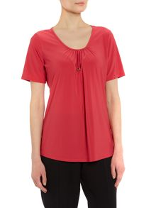 Annabelle Short Sleeved Top
