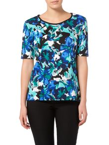 Annabelle Floral Printed T-Shirt