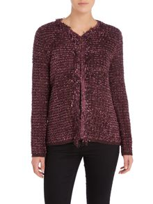 Annabelle Textured Jacket