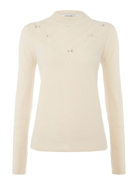 Annabelle Turtle neck Knitted Jumper