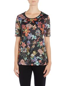 Annabelle Printed floral top
