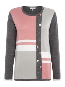 Annabelle Colour Block Jumper