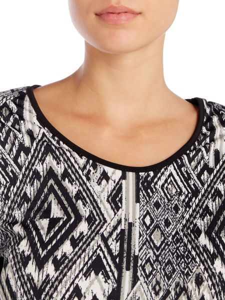 Annabelle Printed Top