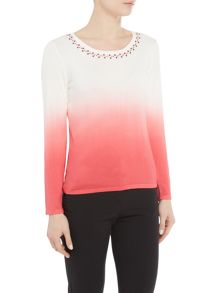 Annabelle Ombre Jumper