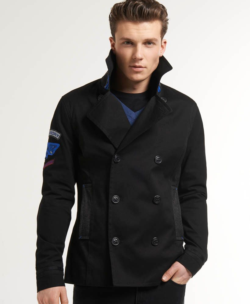 Super liberty peacoat