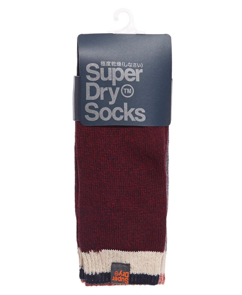 Copper label socks