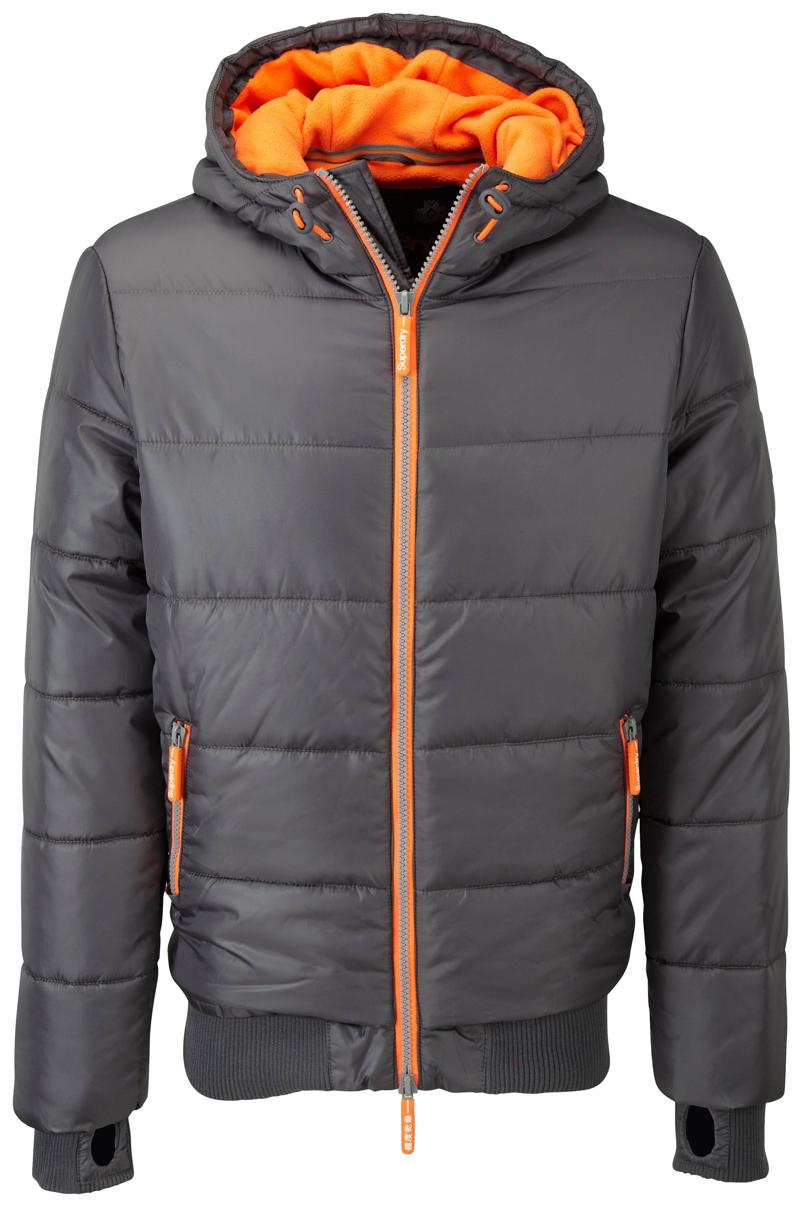 Polar quilted jacket