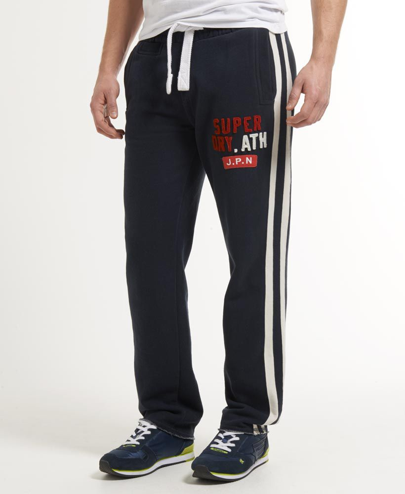 Applique joggers