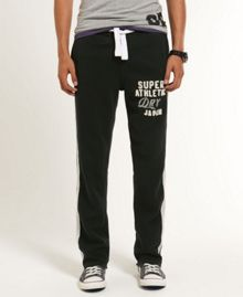 Superdry Appliqué Casual Tracksuit Bottoms