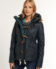Pop Zip Boat Coat