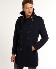 Bridge coat