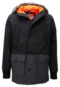 Block everest coat