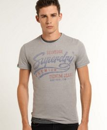 Premium Denim T-Shirt