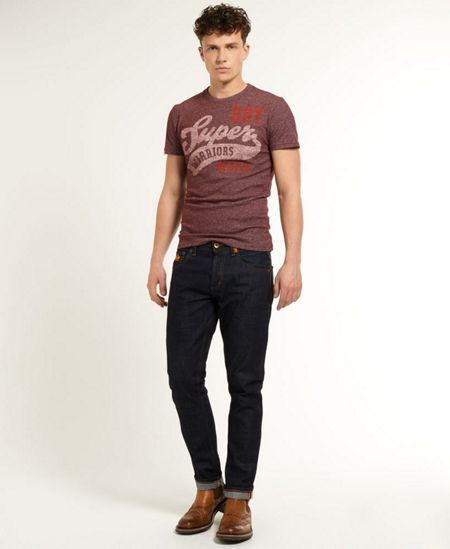 Superdry Dry loose jeans