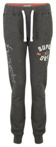 Sequin Offset Jogger