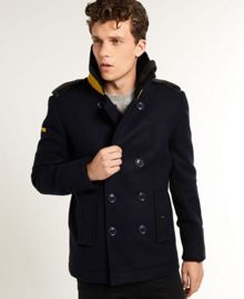 Bridge peacoat