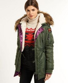 Superdry Sd - 3 parka